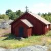 Bilder från Väderskärs kapell
