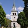Bilder från Vimmerby kyrka