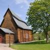 Bilder från Frödinge kyrka