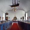 Bilder från Fårö kyrka