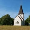 Bilder från Silte kyrka