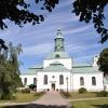 Bilder från Carl Gustafs kyrka