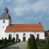 Bilder från Mjällby kyrka