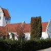 Bilder från Burlövs gamla kyrka