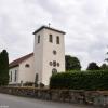 Bilder från Glimåkra kyrka