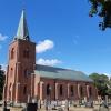 Bilder från Rya kyrka