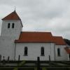 Bilder från Hofterups kyrka