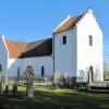 Bilder från Röddinge kyrka