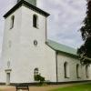 Bilder från Östra Ljungby kyrka