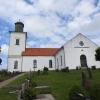 Bilder från Västra Karups kyrka