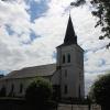Bilder från Lyngby kyrka