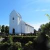 Bilder från Fjärestads kyrka