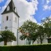 Bilder från Vikens kyrka