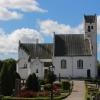 Bilder från Fru Alstads kyrka
