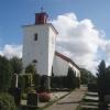 Bilder från Lilla Slågarps kyrka