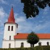Bilder från Rörums kyrka