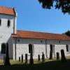 Bilder från Ausås kyrka