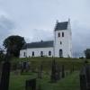 Bilder från Västra Torups kyrka