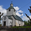 Bilder från Kinnareds kyrka