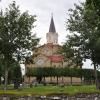 Bilder från Snöstorps kyrka