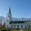 Bilder från Getinge kyrka