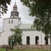 Bilder från S:t Clemens kyrka (Laholms kyrka)
