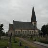 Bilder från Tjärby kyrka
