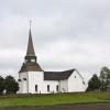 Bilder från Veinge kyrka