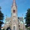 Bilder från Falkenbergs kyrka