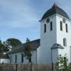 Bilder från Morups kyrka