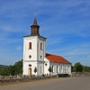 Bilder från Lindbergs kyrka
