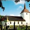 Bilder från Vallda kyrka
