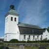 Bilder från Fjärås kyrka
