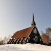 Bilder från Hindås kyrka