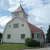 Bilder från Blekets kyrka