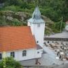 Bilder från Rönnängs kyrka