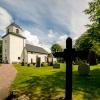 Bilder från Östads kyrka