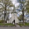 Bilder från Trökörna kyrka