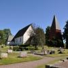 Bilder från Breviks kyrka