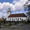 Bilder från Länghems kyrka