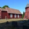 Bilder från Ölsremma kyrka