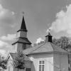 Bäcke kyrka 1953
