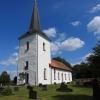 Bilder från Öxnevalla kyrka