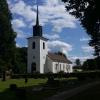Bilder från Hudene kyrka