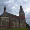 Bilder från Eriksberg nya kyrka
