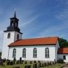 Bilder från Skölvene kyrka