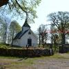 Bilder från Jällby kyrka