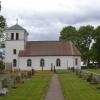 Bilder från Grude kyrka