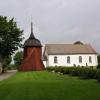Bilder från Hov kyrka