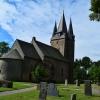 Bilder från Husaby kyrka